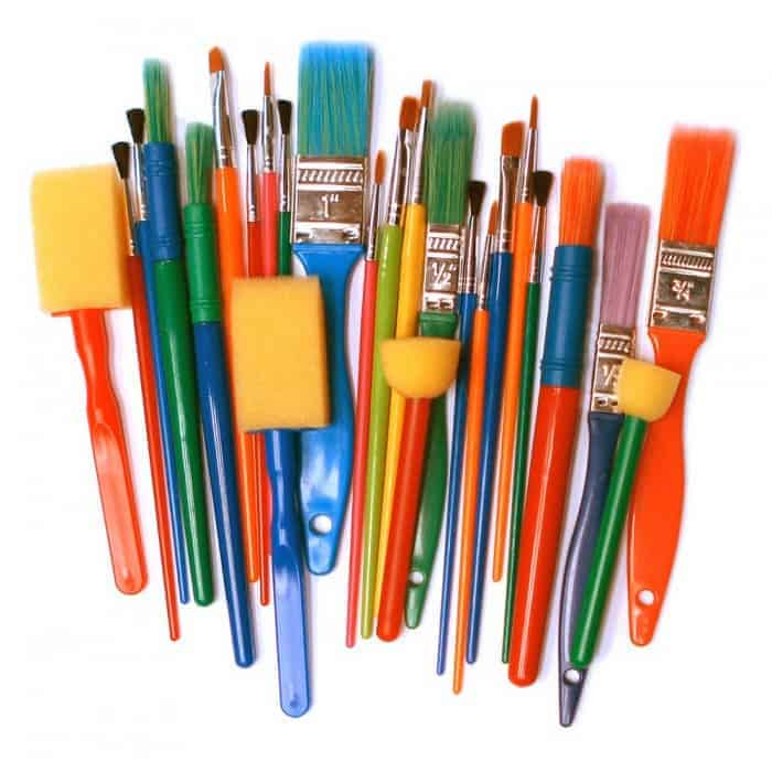 Paint Brushes & Applicators