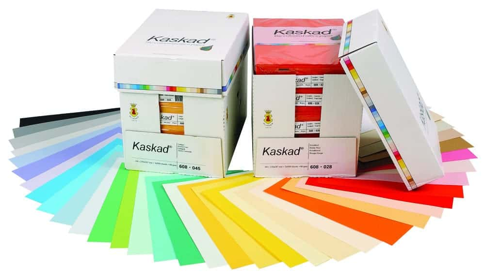Kaskad Coloured Paper & Card