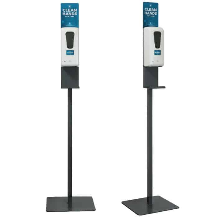 Sanitising Stations & Dispensers
