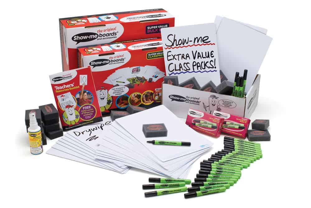 Drywipe Boards, Flipchart Pads & Accessories