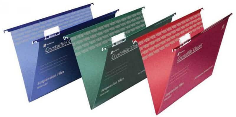 Expanding Files & Suspension Files